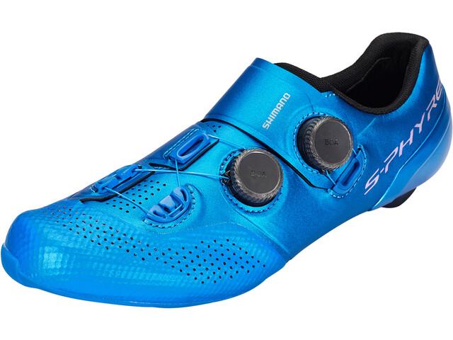 Shimano SH-RC9 S-Phyre Bike Shoes blue